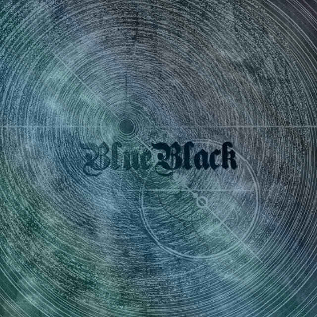Blue Black - Two Skulls EP (CD Cover).