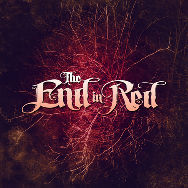 The End In Red - The End In Red (CD Cover).