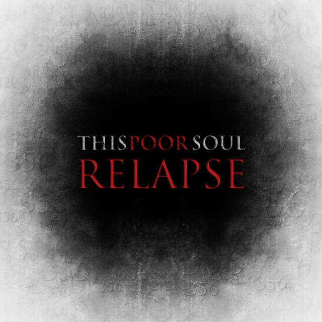 This Poor Soul - Relapse (CD Cover).